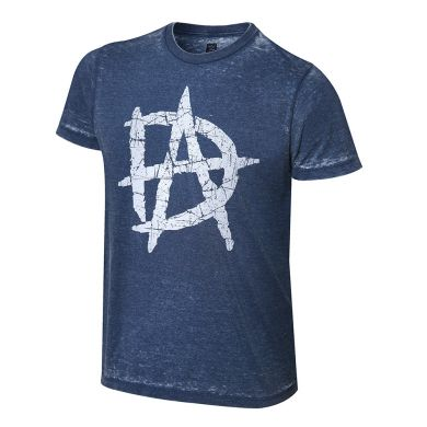 "WWE - Dean Ambrose ""Unstable"" Acid Wash T-Shirt"