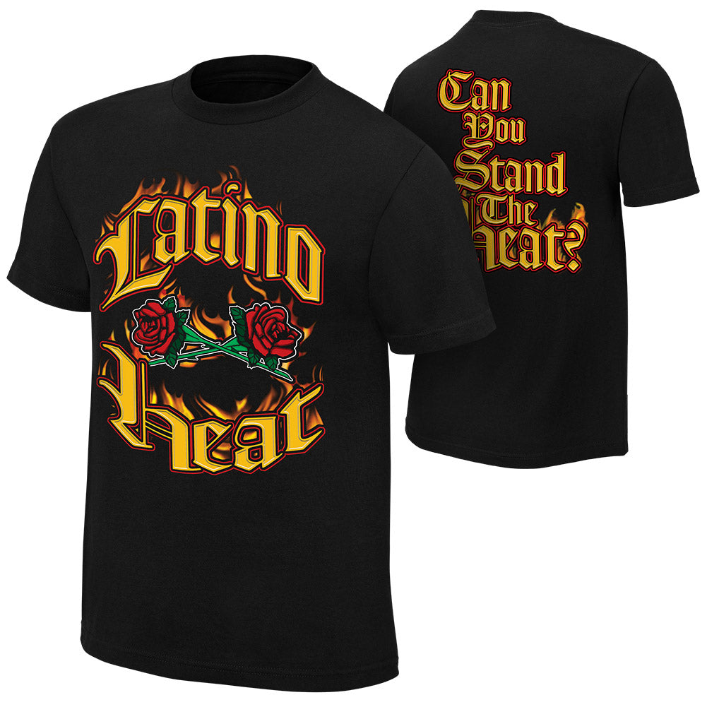 "WWE - Eddie Guerrero ""Can You Stand the Heat"" Retro T-Shirt"