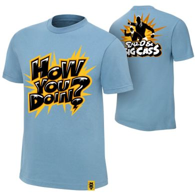"WWE - Enzo & Big Cass ""How You Doin?"" Authentic T-Shirt"