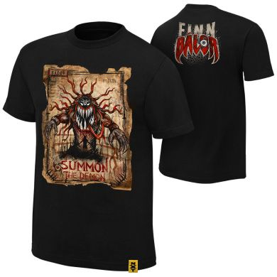 "WWE NXT - Finn Balor ""Summon The Demon"" Authentic T-Shirt"