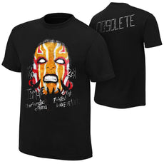 "WWE - Jeff Hardy ""Obsolete"" Authentic T-Shirt"