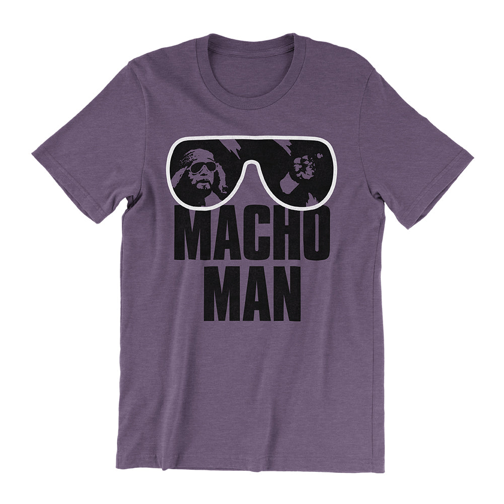 "WWE - Macho Man Randy Savage ""Sunglasses"" T-Shirt"