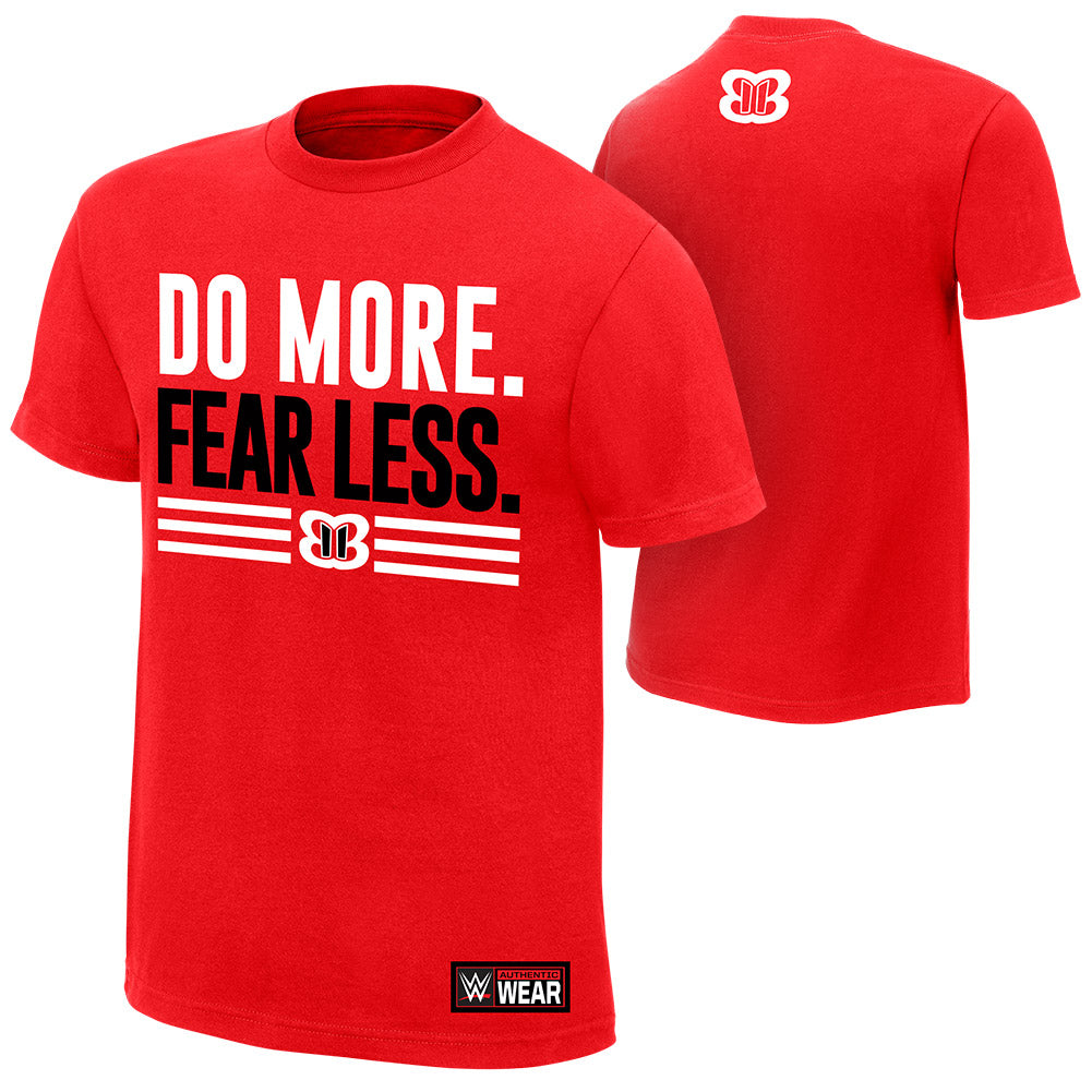 "WWE - Nikki Bella ""Do More, Fear Less"" Authentic T-Shirt"