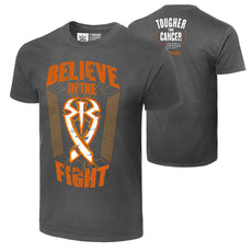 "WWE - Roman Reigns ""Tougher Than Cancer"" Authentic T-Shirt"