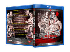 WWN - Mercury Rising 2018 Event Blu-Ray