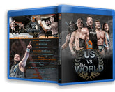 """US versus The World"" WrestleCon 2019 Event Blu-Ray"