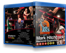 WrestleCon 2019 Event Blu-Ray