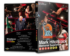WrestleCon 2019 Event DVD