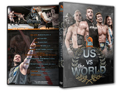 """US versus The World"" WrestleCon 2019 Event DVD"