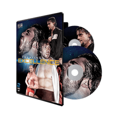 ROH - Creating Excellence (2 Disc Set) DVD