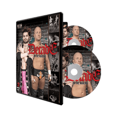 ROH - A Decade in the Making: Jimmy Jacobs & BJ Whitmer Story (2 Disc Set) DVD