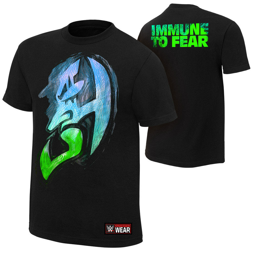 "WWE - Jeff Hardy ""Immune to Fear"" Alternate Authentic T-Shirt"