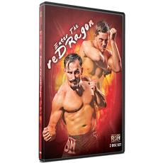 ROH - Enter The reDRagon DVD (2 Disc Set)