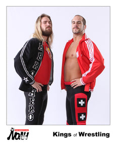 Pro Wrestling Noah Kings of Wrestling - Exclusive 2011 8x10