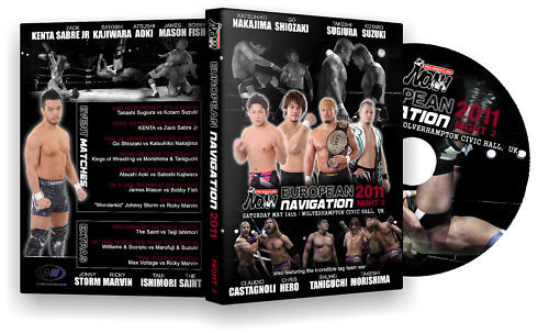 NOAH - European Navigation 2011 Night 2 DVD