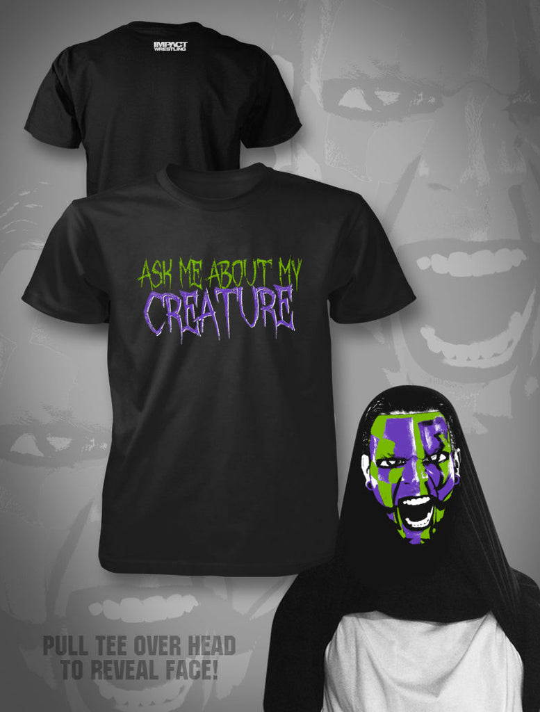 "TNA - Jeff Hardy ""Inside Out Tee"" T-Shirt"