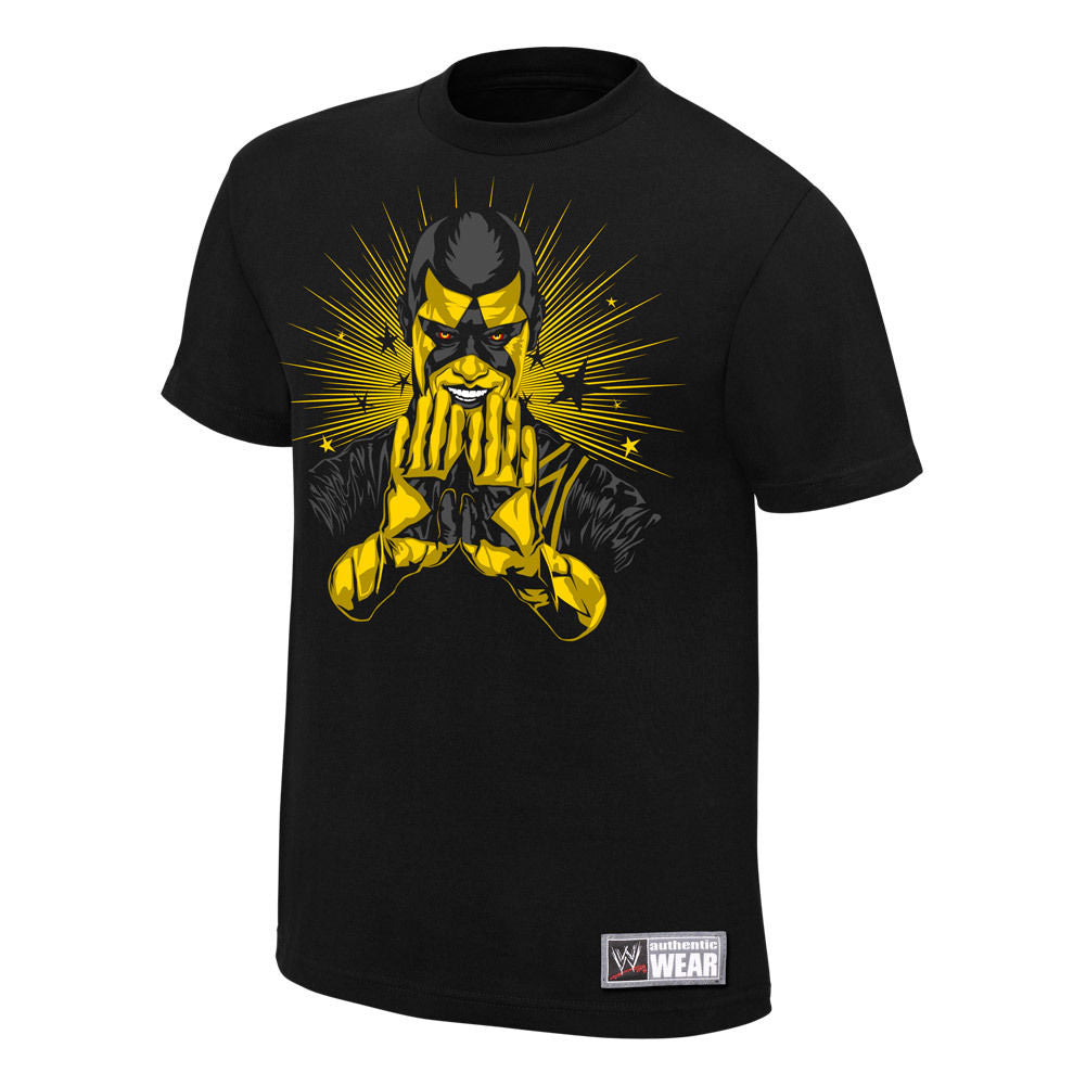 "WWE - Stardust ""Face the Strange"" Authentic T-shirt"