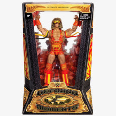 "WWE - Defining Moments Ultimate Warrior ""Ultimate Maniacs"" Figure"