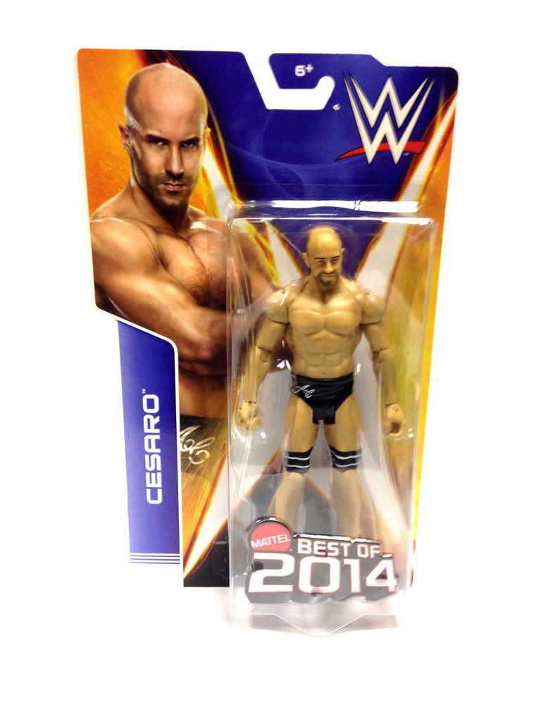 WWE - Basic Best of 2014 - Cesaro Figure