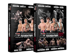 NOAH - European Navigation 2011 Night 1 & 2 DVD