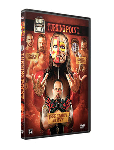 TNA - One Night Only Turning Point - 2015 Event DVD