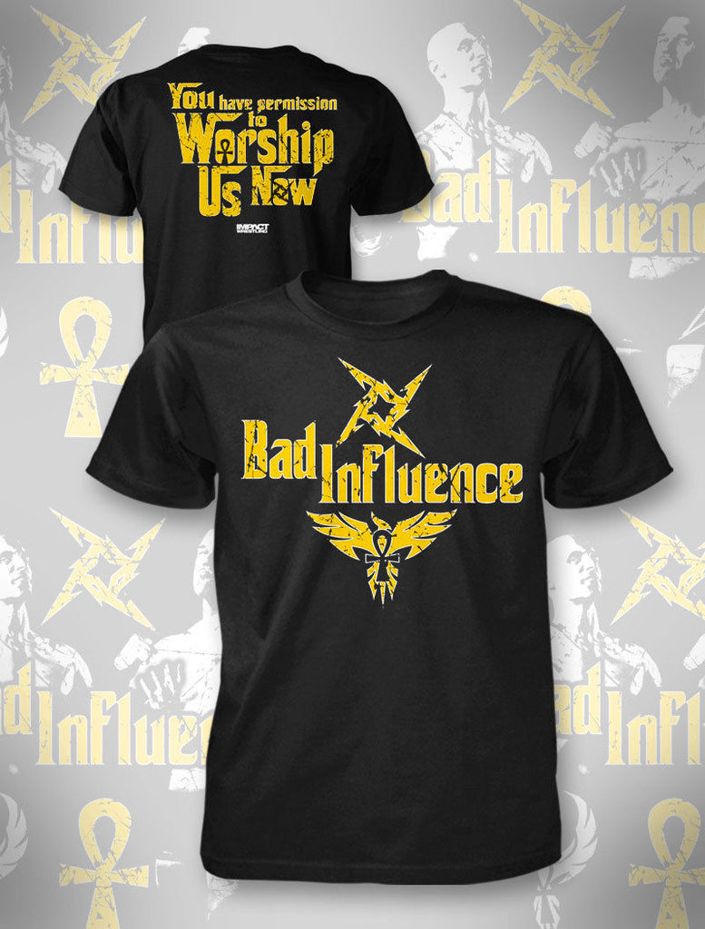 TNA - Bad Influence T-Shirt (3 Colours Available)