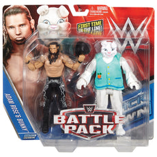 WWE - Battle Packs Series 38 Adam Rose & The Bunny Figures