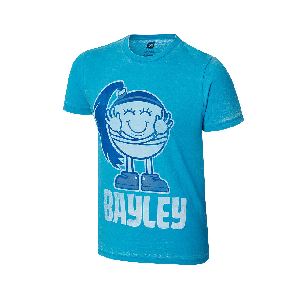"WWE - Bayley ""Hugger"" Acid Wash T-Shirt"