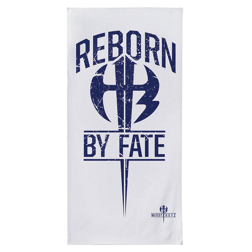 "WWE - The Hardy Boyz ""Reborn by Fate"" 30 x 60 Beach Towel"