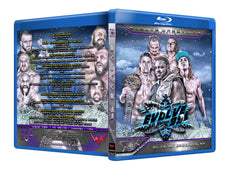 Evolve Wrestling - Volume 99 Event Blu Ray