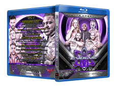 Evolve Wrestling - Volume 101 Event Blu Ray