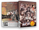 RPW & NJPW - Global Wars UK 2015 DVD ( Pre-Owned )