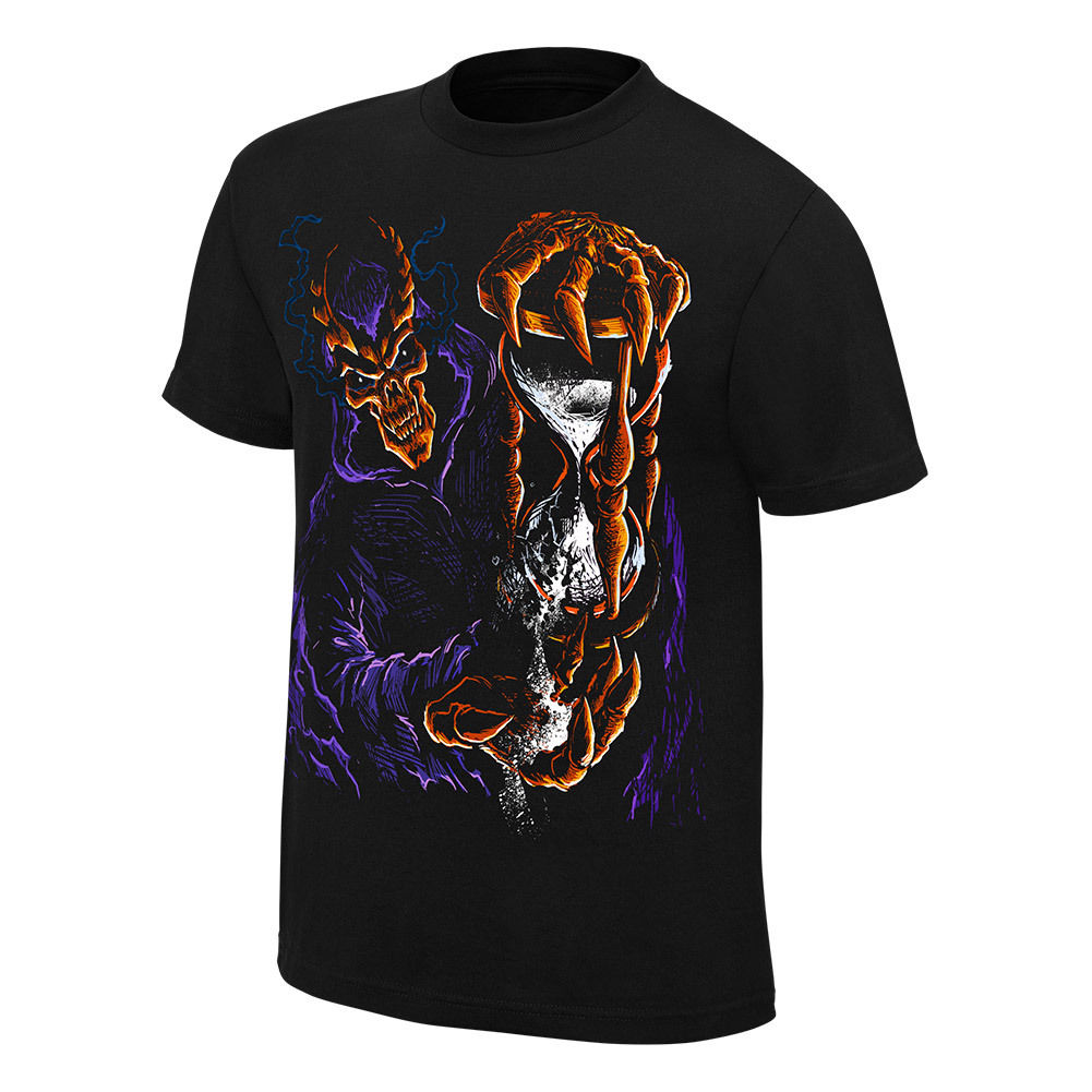 "WWE - The Undertaker ""Sands Of Time"" Authentic T-Shirt"