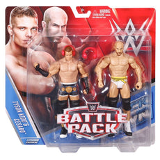 WWE - Battle Packs Series 39 Tyson Kidd & Cesaro Figures