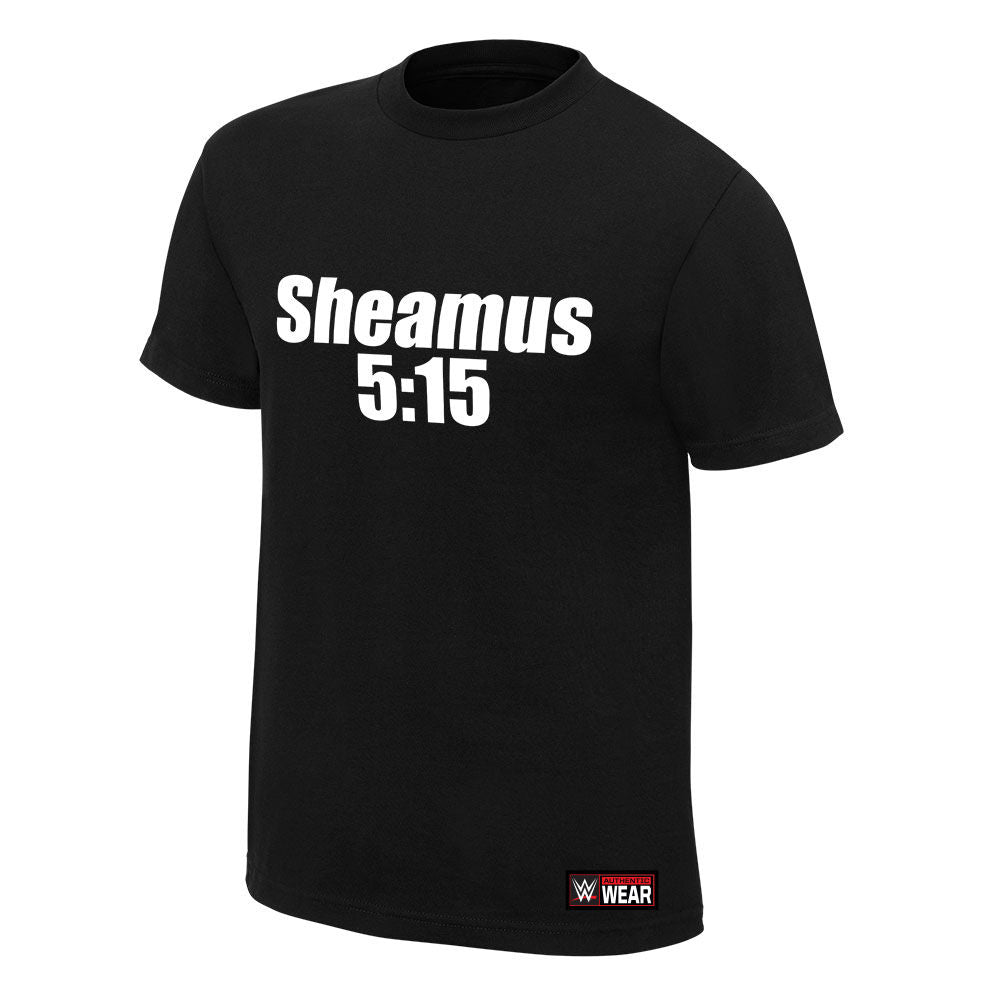"WWE - Sheamus ""Sheamus 5:15"" T-Shirt"