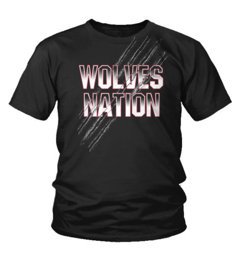 "TNA - The Wolves ""Nation"" T-Shirt"
