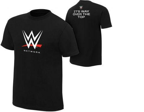 WWE - Network Logo T-Shirt