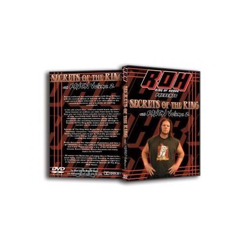 ROH - Secrets of the Ring with Raven Vol. 2 DVD