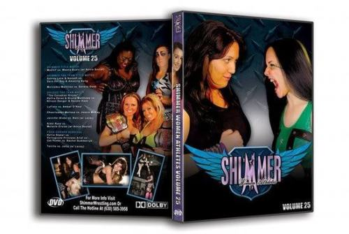 Shimmer - Woman Athletes - Volume 25 DVD