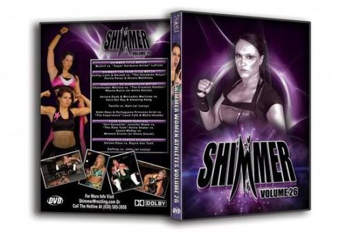 Shimmer - Woman Athletes - Volume 26 DVD