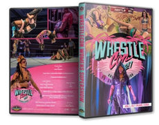 WrestleCon Women's Super Show 2017 Event Blu-Ray