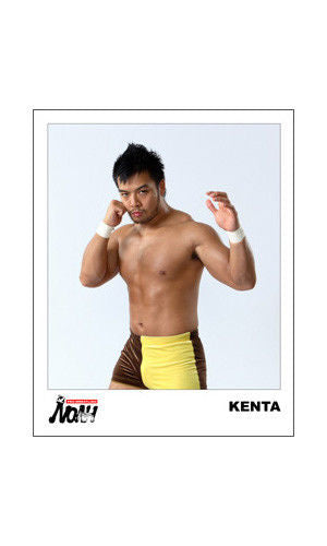 Pro Wrestling Noah KENTA - Exclusive 8x10
