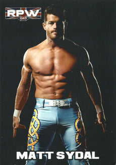RPW - Matt Sydal A4 Photo