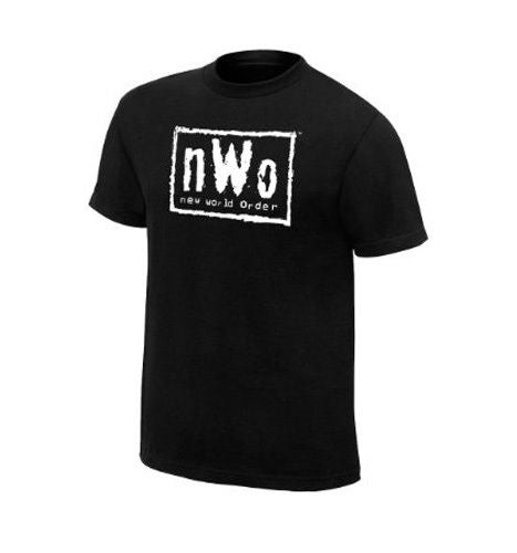 "WWE - New World Order ""NWO Logo"" Retro T-Shirt"