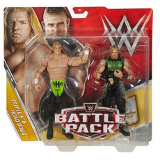 WWE Battle Pack Series 45 Triple H & Road Dogg Figures