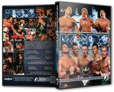 PWG - Kurt Russellreunion 3 2012 Event DVD