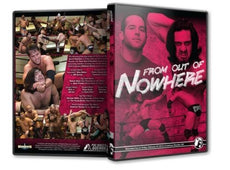 PWG - From Out of Nowhere 2015 Event DVD