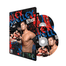 ROH - Alex Shelley: Made In Detroit (2 Disc Set) DVD