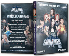 Shimmer - Woman Athletes - Volume 80 DVD