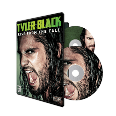 ROH - Tyler Black: Rise From The Fall (2 Disc Set) DVD